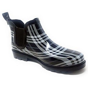 Women's Ankle Rain Boots, RB-3168